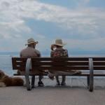 El consumo de agua en ancianos