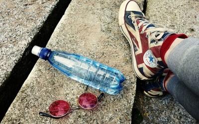 Botella de agua reutilizable ¿Qué material es mejor?