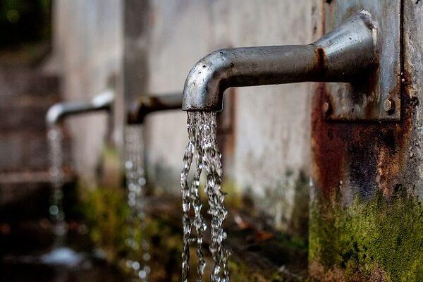 Agua del grifo en España