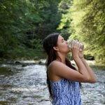 Agua recomendada día