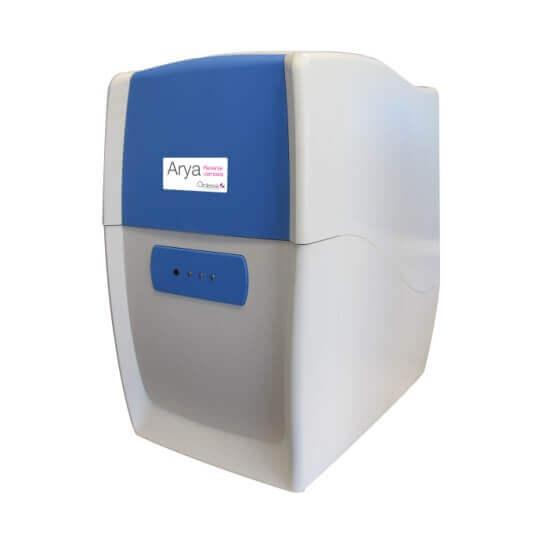 carga de presion de deposito osmosis