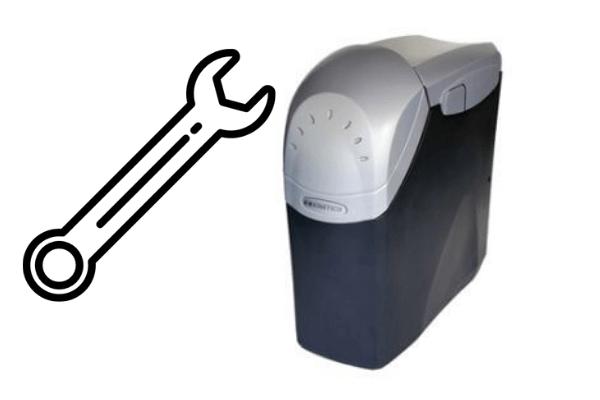 averias descalcificadores agua